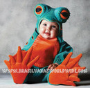 Tom Arma Deluxe Costume Animal Frog
