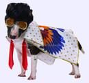 Pet Costume Rock N' Roll King