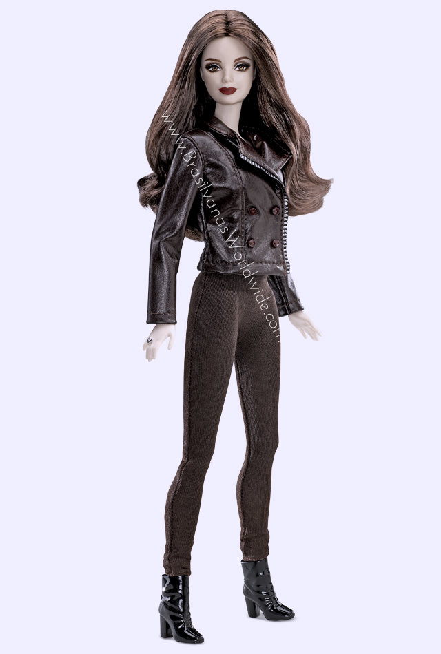 Barbie Collector Twilight Saga Breaking Dawn Part II Carlisle Doll Other Dolls