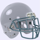 Adult Football Rawlings NRG Impulse White Helmet With Facemask