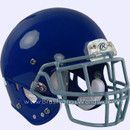 Adult Football Rawlings NRG Impulse Royal Helmet With Facemask