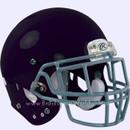 Adult Football Rawlings NRG Impulse Purple Helmet With Facemask