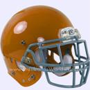 Adult Football Rawlings NRG Impulse Light Gold Helmet With Facemask