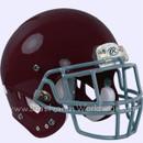 Adult Football Rawlings NRG Impulse Maroon Helmet With Facemask