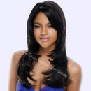 Equal Lace Front Natural Hairline Wig Amber Freetress Peruca