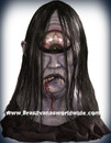 Deluxe Collection Fear Horror Mask Halloween Costume Mascara