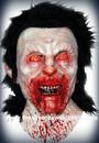 Deluxe Bloody Anger Vampire Latex Horror Mask Halloween Mascara Vampiro