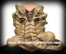 Alien Face Hugger Mask Halloween Costume Mascara