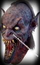 Winged Demon Devil Latex Horror Mask Halloween Mascara Teatral