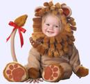 Lil Lion Baby Costume Fantasia Infantil Leao