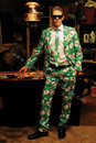 Adult Poker Face Suit Costume Terno Cassino