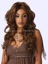 Wig Hollywood Diva's Festas Peruca Cacheda