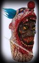 Deluxe Devil Clown Halloween Horror Mask Mascara Palhaco Assassino