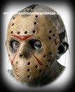 Horror Jason Halloween Costume Hockey Mask Mascara