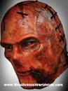The Orphan Killer Latex Horror Mask Mascara
