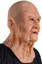 Old Man DOA Supersoft Mouth Movement Mask Mascara Homem Velho Idoso