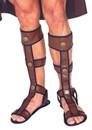 Men's Sandals Gladiator Knight Costume Medieval Roman Soldier Warrior Sandalia Romana Gladiador