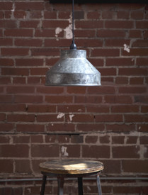 Vintage Milk Strainer Light,Vintage lamp
