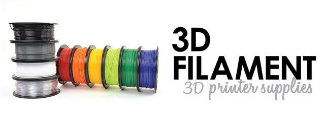 3D Printing printer supplies