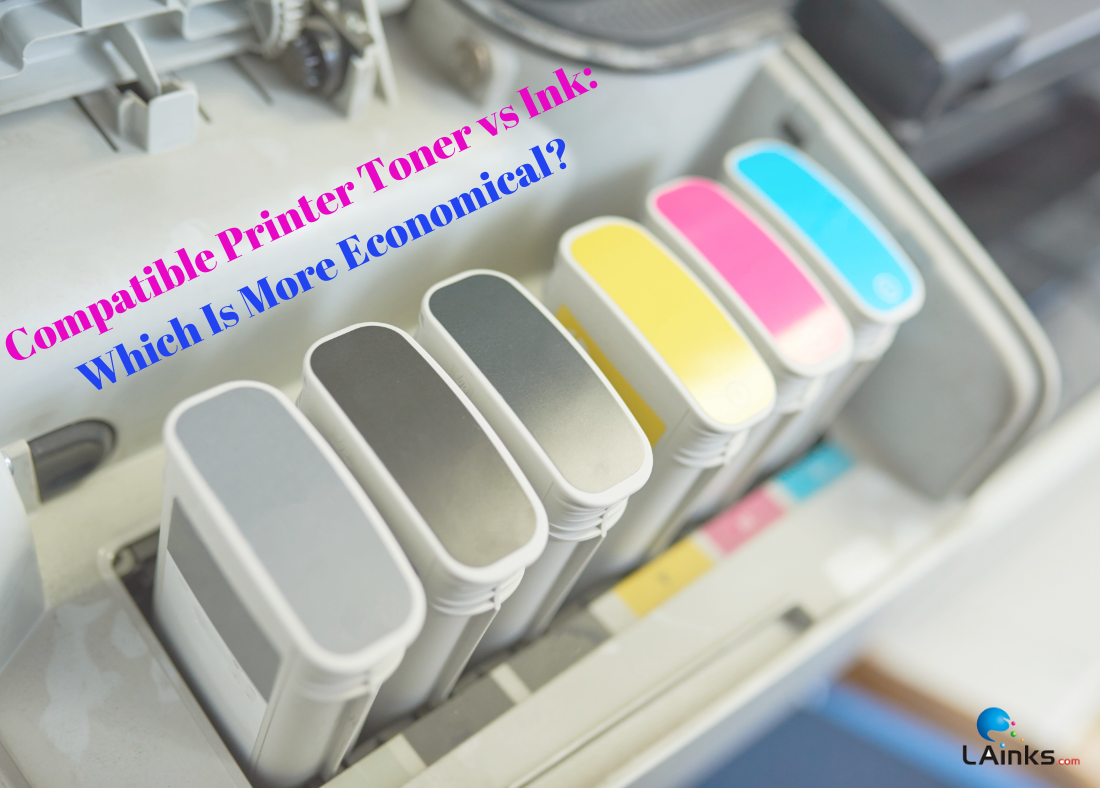 Compatible Printer Toner vs Ink: Which Is More Economical?