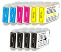Brother LC-51 (LC51) Ink Cartridge 10PK - 4 Black, 2 Cyan, 2 Magenta, 2 Yellow (Compatible)