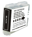 Brother LC-51 (LC51BK) Black Ink Cartridge (Compatible)