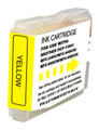 Brother LC-51 (LC51Y) Yellow Ink Cartridge (Compatible)