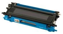 Brother TN-115/TN-110 (TN115C) High Yield Cyan Laser Toner Cartridge (Remanufactured)