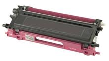Brother TN-115/TN-110 (TN115M) High Yield Magenta Laser Toner Cartridge (Remanufactured)