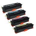 Canon 118 Laser Toner Cartridge 4PK (Remanufactured)