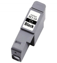 Canon BCI-24 (6881A003) Black Ink Cartridge (Compatible)