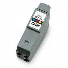 Canon BCI-24 (6882A003) Tri-Color Ink Cartridge (Compatible)