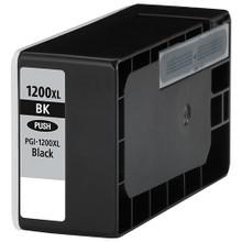 Canon PGI-1200XL (9183B001) High Yield Black Ink Cartridge (Compatible)