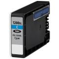 Canon PGI-1200XL (9196B001) High Yield Cyan Ink Cartridge (Compatible)