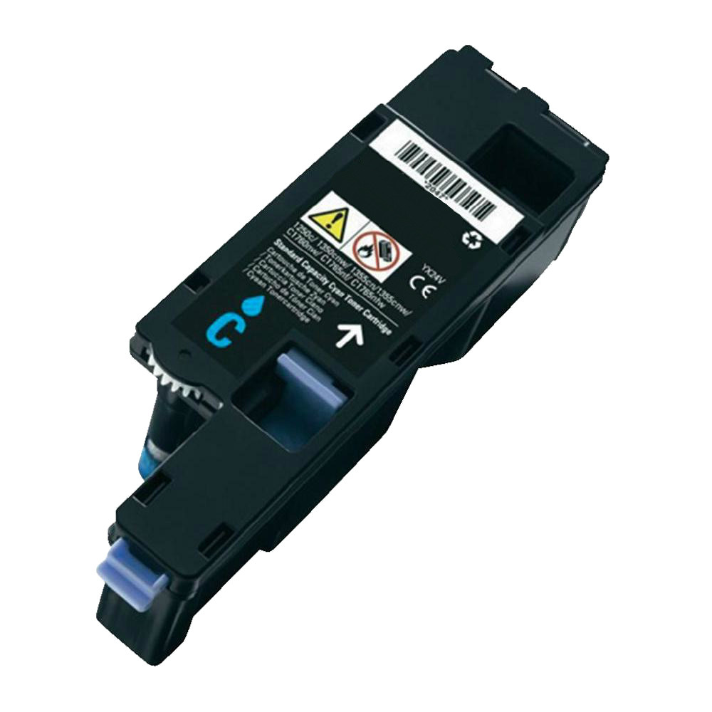 2 331-0777 HY CYAN Toner Cartridge for Dell Laser 1250c FREE SHIPPING!