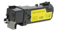 Dell 1320 (310-9062) High Yield Yellow Laser Toner Cartridge (Compatible)