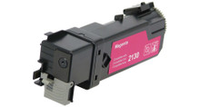 Dell 2130 (330-1433) High Yield Magenta Laser Toner Cartridge (Compatible)
