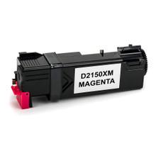 Dell 2150 (331-0717) Magenta Laser Toner Cartridge (Remanufactured)