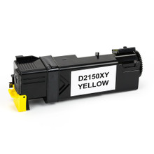 Dell 2150 (331-0718) Yellow Laser Toner Cartridge (Remanufactured)