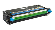 Dell 3110 (310-8094) High Yield Cyan Laser Toner Cartridge (Remanufactured)