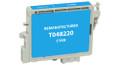 Epson T0482 (T048220) Cyan Ink Cartridge (Remanufactured)