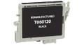 Epson T0601 (T060120) Black Ink Cartridge (Remanufactured)