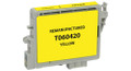 Epson T0604 (T060420) Yellow Ink Cartridge (Remanufactured)