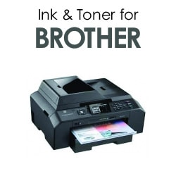 Save on Replacement BROTHER Ink & Tonor