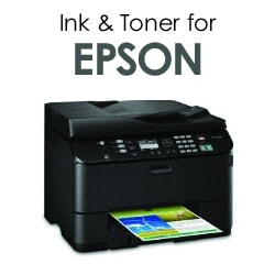 Save on Replacement EPSON Ink & Tonor