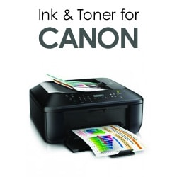 Save on Replacement CANON Ink & Tonor