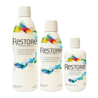 Restore for gut health 16 oz