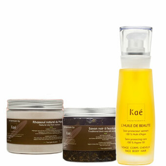 Kaeline Collection Organic Argan Oil