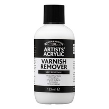 Winsor & Newton Artists Acrylic - Varnish Remover