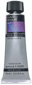Daler Rowney Glaze Medium (Matt) 75ml